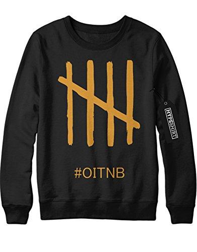 Oitnb Piper Kostüm (Sweatshirt Orange is the new Black