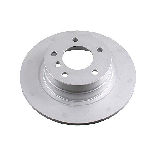 Preisvergleich Produktbild febi bilstein 24471 Bremsscheibensatz (hinten,  2 Bremsscheiben),  belüftet,  Lochzahl 5