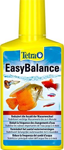 Tetra EasyBalance, Langzeitpflege für biologisch gesundes Aquariumwasser und eine reduzierte Anzahl der Wasserwechsel, 250 ml Flasche