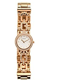 montre heure seulement Guess pour femme Rose Gold W0576L3 classique cod. W0576L3