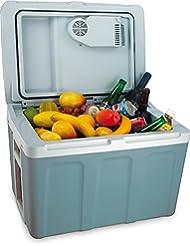 2in1 Kühlbox 45 Liter | Kühltasche | Thermobox | Isoliertasche Warmhaltebox | Auto Camping Outdoor Kühlbox & Warmhaltebox |Tragegriff | 12 Volt und 230 Volt (45 Liter)
