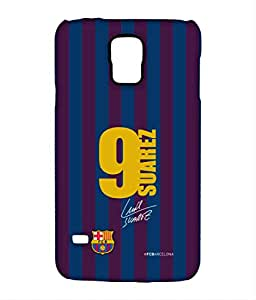 Block Print Company JERSEY SUAREZ Phone Cover for Samsung S5