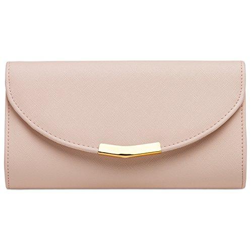 caspar-ta360-sac-a-main-enveloppe-clutch-elegant-pour-femme-pochette-de-soiree-avec-longue-chainette