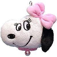 Peanuts Snoopy ID Pass Case Bell Face Hug Hug 094308 16