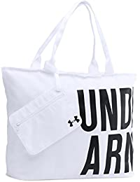 Under Armour - para mujer Multi Sport bolso Big Word Mark vqtxblk Blanco blanco Talla:40 x 30 x 20 cm, 40 Liter