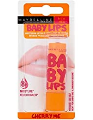 Maybelline Baby-Lippen Lip Balm - Cherry Me - Packung mit 6