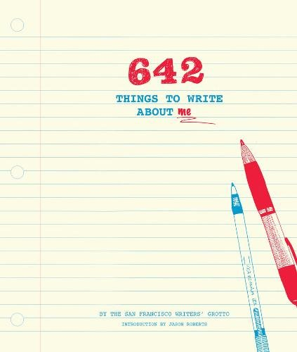 642 Things to Write About Me (Journals) por The Grotto