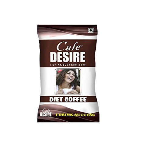 Cafe Desire Instant Diet Coffee Premix - 500 Gms