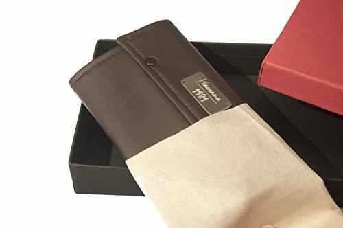 Joyero-enrollable-Massano-1981-en-cuero-ecologico-y-suave-flocado-100-fabricado-a-mano-en-Italia