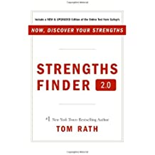 [(Strengths Finder 2.0: A New and Upgraded Edition of the Online Test from Gallup's Now Discover Your Strengths)] [ By (author) Tom Rath ] [March, 2007]