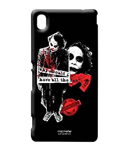 Joker Fun - Sublime case for Sony Xperia M4