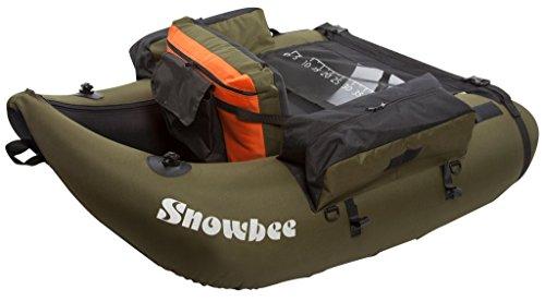 Snowbee Unisex Classic Kit de Tubo de Flotador, Color Verde/Negro, Talla única