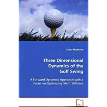 Three Dimensional Dynamics of the Golf Swing
