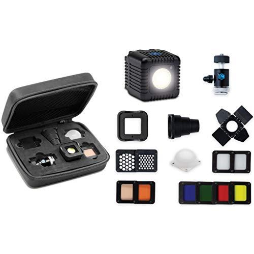 Lume Cube Portable Lighting Kit Plus+ Foto- und Video-Beleuchtungs-Set Portable Photo Studio Cube