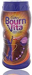 Cadbury Bournvita Shakti Clinical 5 Star Magic, 500 Grams Jar