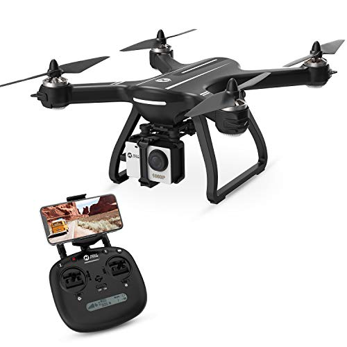 Holy Stone Drone FPV Cámara 1080p Video HD HS700