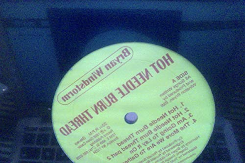 Hot Needle Burn Thread [Vinyl Single 12'']