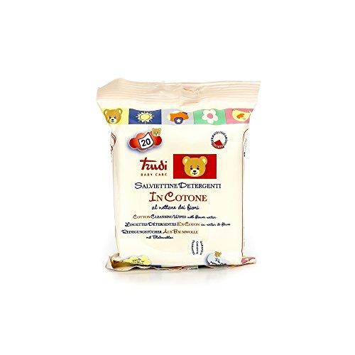 Trudi Baby Care Salviette Cotone - 30 g