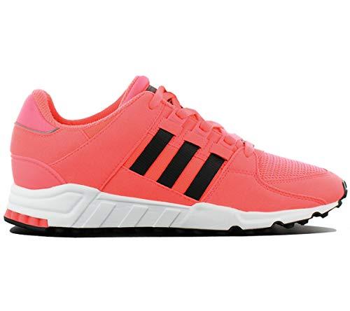 adidas Herren Eqt Support RF Sneaker, Rosa (Turbo/Core Black/Ftwr White), 43 1/3 EU