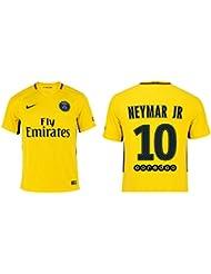 Maillot Enfant Paris Saint Germain 2017–2018Away–Neymar Jr 10