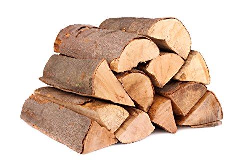 30 Kg 33cm ofenfertiges luftgetrocknetes Buchen Kaminholz - 3 Jahre gelagert - Aus Deutschland - Unter 18{0e9f67ae675193f970b8e648aacd7d1a7fbf7fd1be15dbc15077e2e2382b0a49} Restfeuchte - Brennholz Kaminholz Feuerholz (33cm)