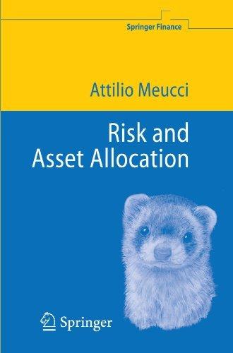 Risk and Asset Allocation (Springer Finance) by Attilio Meucci (2010-06-02)