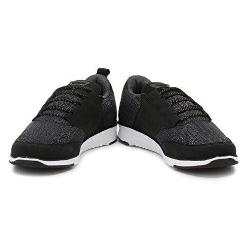 Lacoste L.ight 317 noir, baskets mode homme Noir