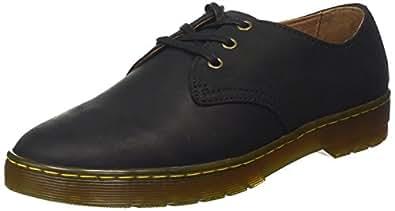 Dr. Martens Men's Coronado Derbys, (Black Wyoming 001), 6 UK (39 EU)