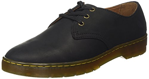 Dr. Martens Coronado Wyoming Black, Men's Derby, Black, 9 UK (43 EU)