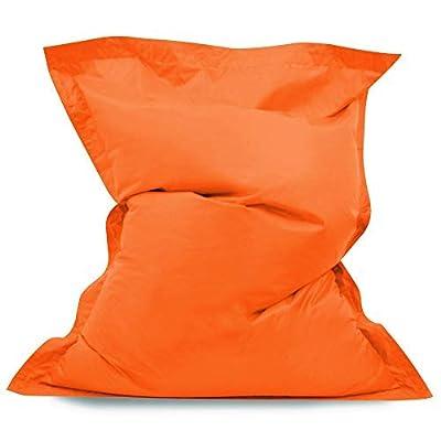 - Bagz Sitzsack-Giant Outdoor Bodenkissen Sitzsack LILA-100% Wasserabweisend Sitzsack...