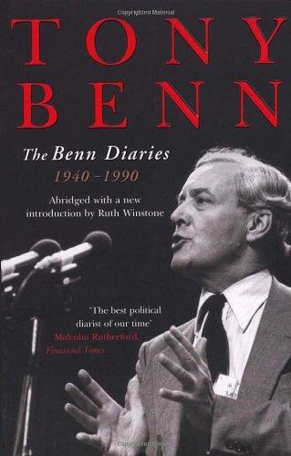 THE BENN DIARIES: NEW SINGLE VOLUME EDITION