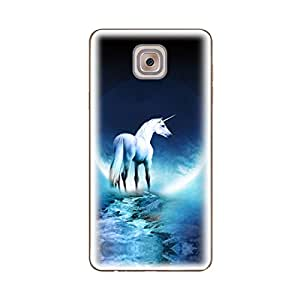 Skintice Designer Soft Case with direct printing for Samsung Galaxy J7 max