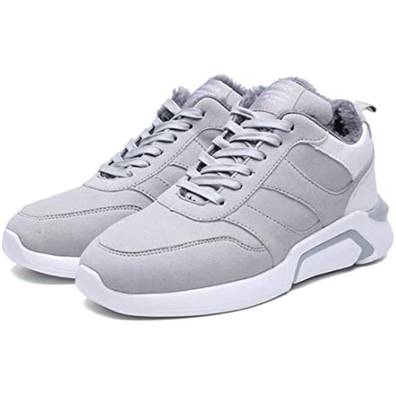 Formulaone Hommes Femmes Amateurs Chaussures D eacute;contract eacute;es Hiver Hiver Hiver Confortable Garder Au Chaud Chaussures en - B07K8SPG6J - 8dcf20