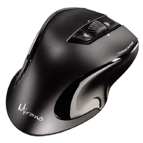 Hama Mirano Wireless Mouse, Laser Tracking, Usb Receiver, Black lowest price