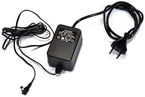 Adaptateur secteur AC 230 V à DC 12 V, 4 mm, Noir