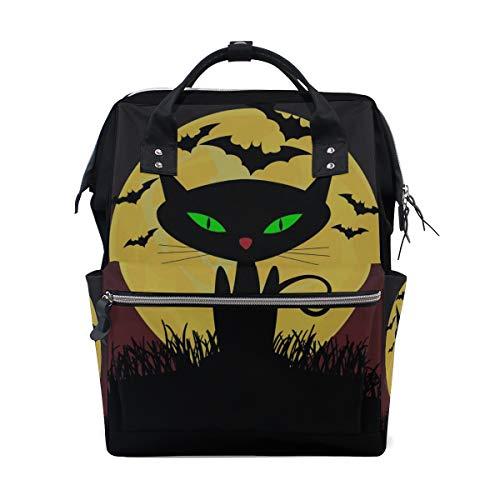 Für Halloween Große Kapazität Wickeltaschen Mama Rucksack Multi Funktionen Windel Pflegetasche Tote Handtasche Für Kinder Babypflege Reise Täglichen Frauen ()