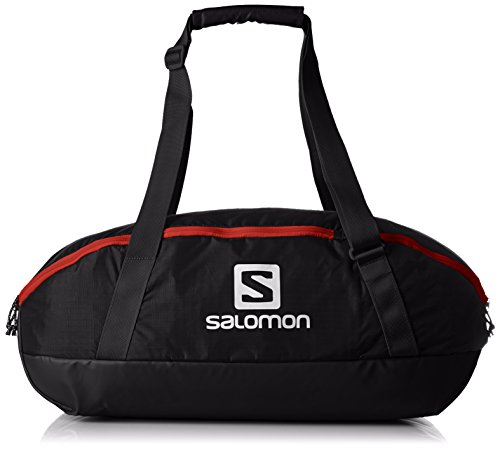 Salomon Prolog - Bolsa de viaje, color negro, 40 l