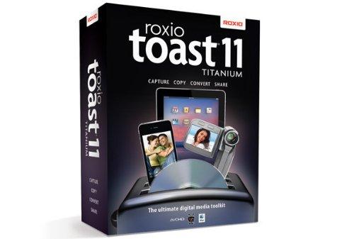 Toast 11 Titanium EDU (Mac)