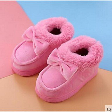 LQXZM Unisex Hausschuhe &Amp; Flip-Flops Comfort Velours Casual Schwarz Rosa Lila Tan Blushing Pink