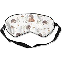 Silk Sleeping Mask Eye Hedgehog Fun Lightweight Soft Adjustable Strap Blindfold For Night's Sleep Nap Travel Eyeshade... preisvergleich bei billige-tabletten.eu