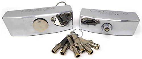 Juego Cerraduras Seguridad Blindadas para Furgonetas Máxima Calidad F
