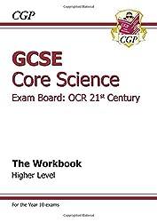 GCSE Core Science OCR 21st Century Workbook - Higher
