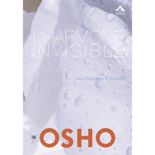 Harmonie invisible (L') : Les fragments d'Héraclite