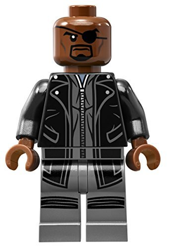 LEGO Marvel Super Heroes S.H.I.E.L.D. - Nick Fury in Black Suit (76042) by LEGO