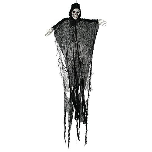 (Preis am Stiel Halloween-Figur ''Skull III'' | Geister | Skelett | Gespenst)