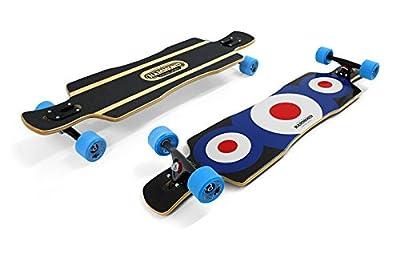 Hammond Longboard Free Ride Star, HA-FR-RI-ST
