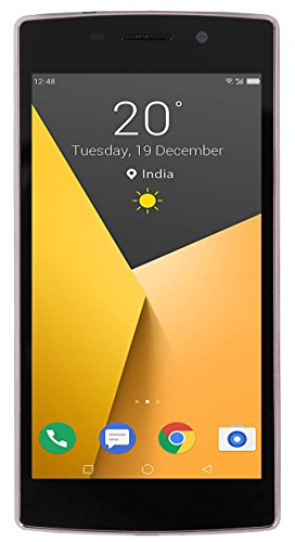 Ginger Neptune 4G (Volte Not Support) Smartphone With 5-inch 2GB RAM And 16GB ROM 4G Smartphone In Iron Grey Colour