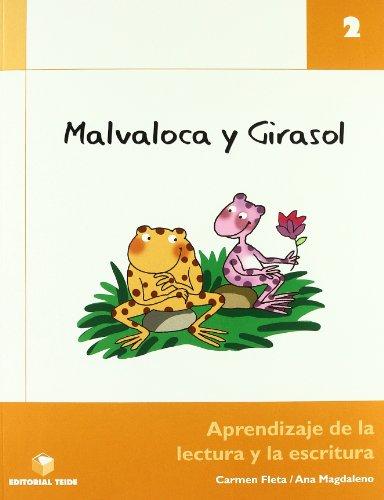 Malvaloca y Girasol. Cuaderno 2 - 9788430702947
