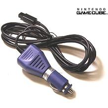 3rd Party Adaptador para encendedor de alimentación de 12V del coche para Nintendo Gamecube