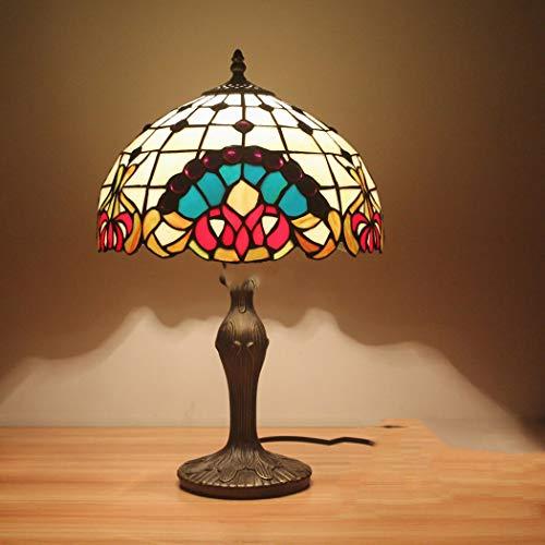 Tiffany Stil tischlampe, Schlafzimmer Nacht Studie Hochzeit hochzeitszimmer Geschenk Dekoration Lampe Europa und Amerika Amerika Software